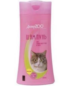 ШIампунь для длинношерстных кошек