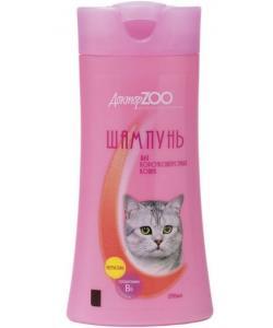 ШIампунь для короткошерстных кошек