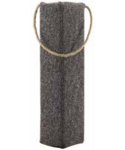 Когтеточка угловая подвесная, ковролин, 20*43 см (Щг-14900)