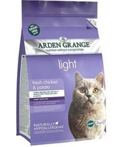 Корм для взрослых кошек беззерновой диетический облегченный (Adult Cat Light)