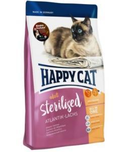 Для кастрированных котов и кошек с атлантическим лососем Supreme Sterilised Atlantik-Lachs