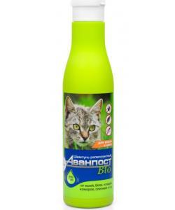Аванпост Bio шампунь репеллентный для кошек