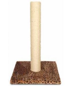 Стойка-когтеточка, сизаль 30*30*54 см (3012NT)