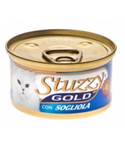 Stuzzy Gold консервы для кошек (мусс из камбалы)