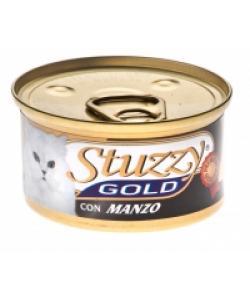 Stuzzy Gold консервы для кошек (мусс из говядины)