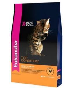 Для взрослых кошек с курицей (Adult Top Condition)