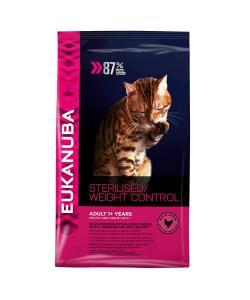 Для кастрированных и склонных к ожирению кошек (Adult Sterilized/Weight Control)