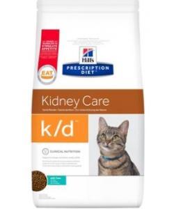 """K/D для кошек """"Лечение почек, сердца и нижнего отдела мочевыводящих путей"""", Feline (тунец)"""
