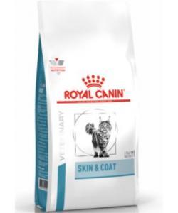 Сухой корм для стерилизованных кошек с повышенной чувствительностью кожи Skin and Coat