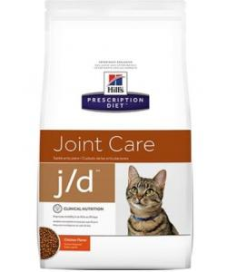 J/D Для здоровья суставов у кошек j/d Joint Care