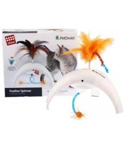 Электронная игрушка для кошек Pet Droid, Фезер Спиннер
