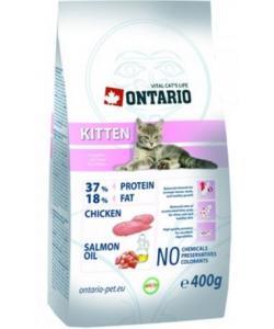 Для котят с курицей Kitten