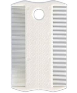Расческа 9 см. для короткой шерсти двусторонняя (2402)