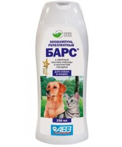Барс Шампунь репеллентный для собак и кошек