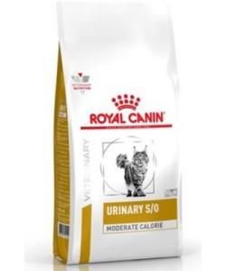 Для кошек при МКБ и избыточном весе (Urinary S/O Moderate calorie feline)