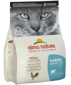 Для кошек: профилактика мочекаменной болезни, курица (Holistic Cat Dry Urinary help - Chicken)