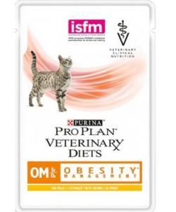 Кусочки в соусе для кошек лечение ожирения (OM)