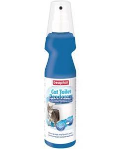 Спрей - дезодорант для кошачьих туалетов Cat Toilet Deodorant