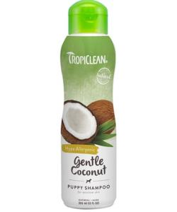 """Шампунь гипоаллергенный """"Нежный кокос"""" (Gentle Coconut) для котят, щенков и животных с чувствительной кожей"""