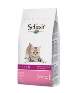 Для котят с 3 недель Schesir Kitten