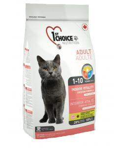 Корм для домашних кошек Vitality, цыпленок
