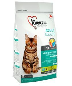 """Корм для кастрированных и стерилизованных кошек """"Контроль веса"""""""