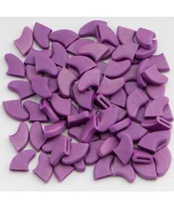 Фиолетовые антицарапки, 40 шт.